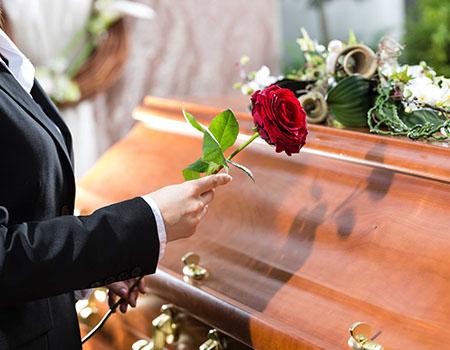 автобус на похороны фото