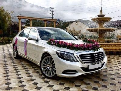 выбрать машину свадьбу фото