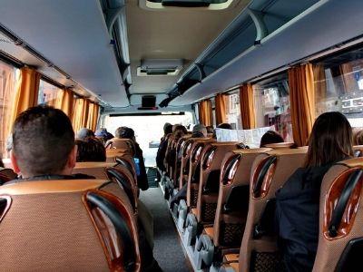 классы автобусов для туристов фото