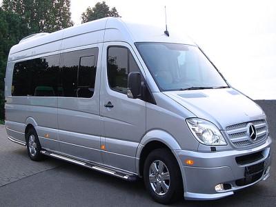 Лучшие микроавтобусы для аренды