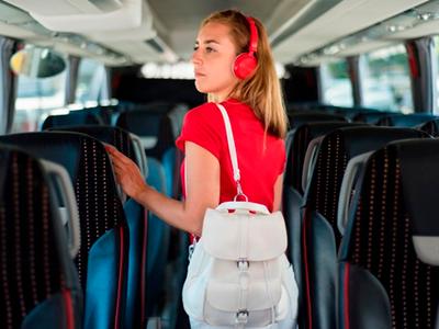 безопасные места в автобусе фото