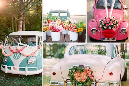 сколько машин на свадьбу фото