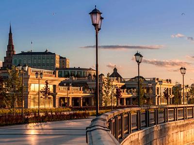 Красивые места в Казани для свадебной фотосессии